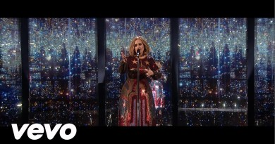 Adele – When We Were Young – Live at The BRIT Awards 2016