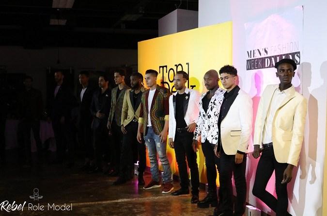 INNOVATE ! Men's Fashion Week Dallas