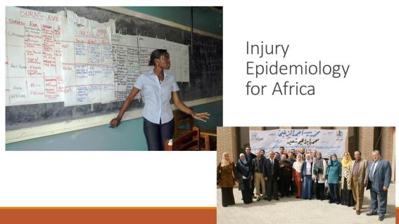 Injury Epidemiology For Africa