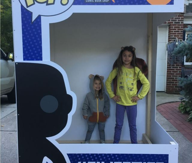 Please Be Careful Getting In And Out Of The Box Parents Help The Kiddos Seconds After Taking This Picture My Daughter Tripped Over The Front And Damaged