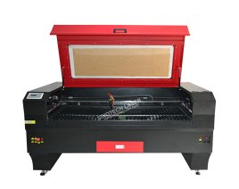 laser cutting and engraving machine for acrylic wood materials