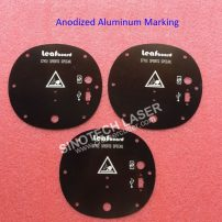Anodized-aluminum-laser-marking-sample
