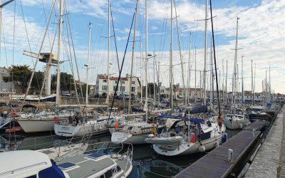 Week-end du 4 et 5 septembre 2021: le CNM reçoit le rallye APLR (Association des Plaisanciers de La Rochelle)