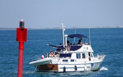 Sortie bateaux des membres du CDAIR, lundi 6 septembre 2021