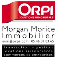 Morgan Morice Orpi Immobilier Ile de Ré