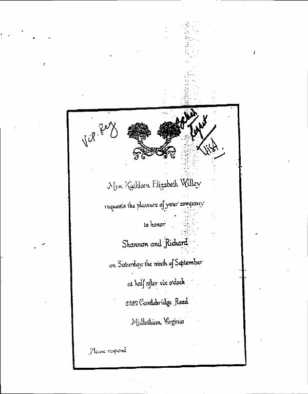 invitation letter for staff party