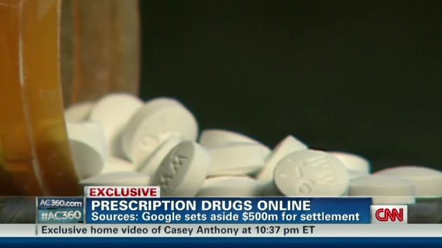 Google braces for huge fine from rogue drug ads  CNNcom
