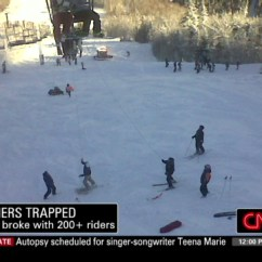 Ski Chair Lift Malfunction Posture Work Injures Several At Maine Resort Cnn Com First Pictures From Accident
