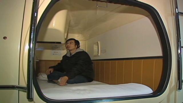 japan s capsule hotels