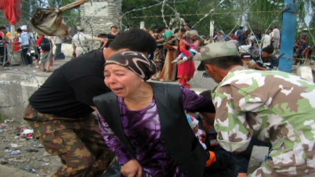 Dozens dead and more than 1,400 injured due to ethnic violence in Kyrgyzstan.