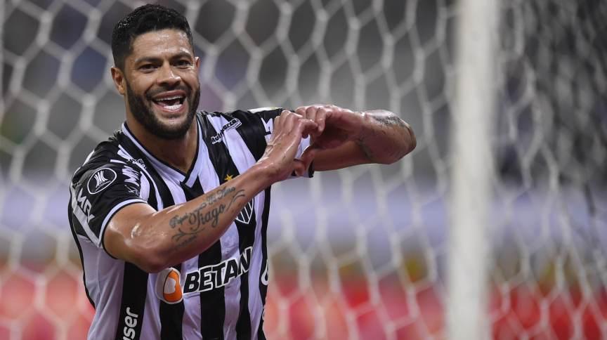 Hulk, do Atlético-MG, foi convocado para os jogos de setembro das Eliminatórias da Copa do Mundo de 2022