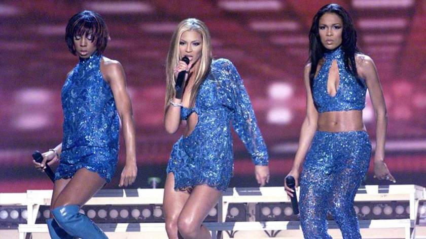 Destiny's Child Presentation at Grammy Awards