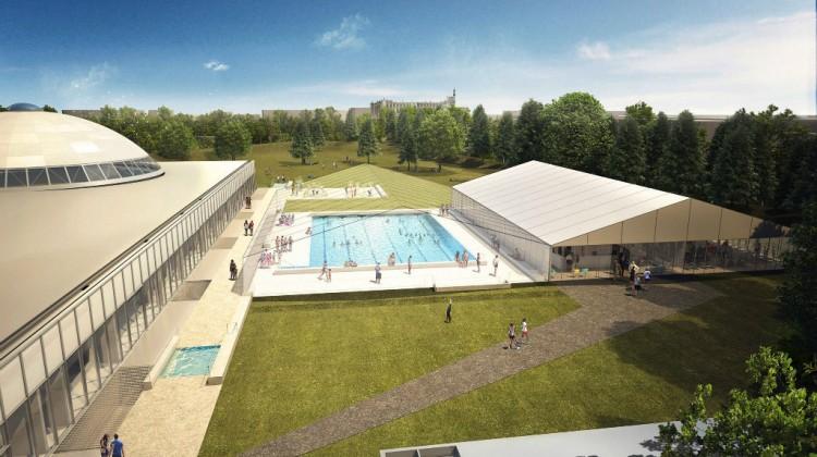 Club de Natation piscine de Saint Germain en Laye