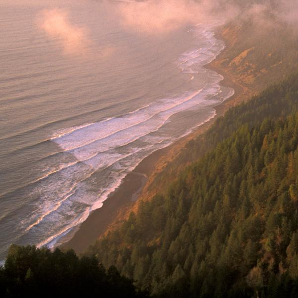 California coastline. Credit Bob Wick.