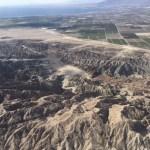 Mojave Desert southern border