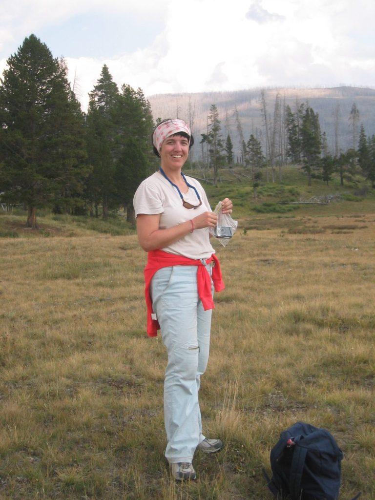 Botanist Erin Espeland's memory is being honored through the CNPS Erin Espeland Scholarship.