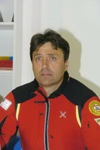 Maurizio Dellantonio, neo presidente del CNSAS