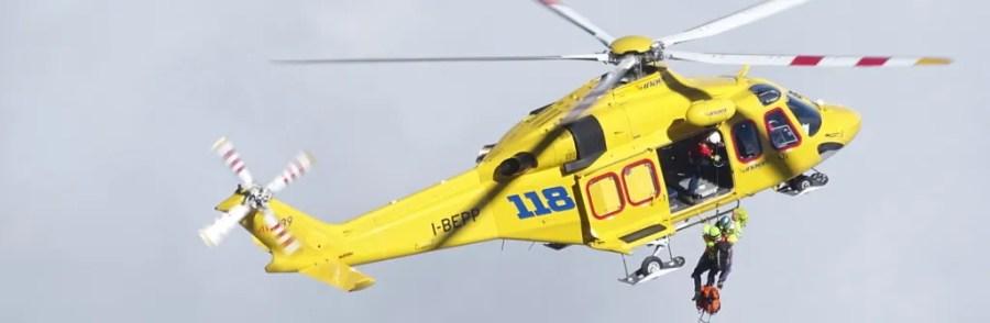 elicottero soccorso alpino legge madia