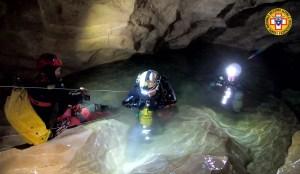 Esercitazione Su Bentu 2019 - Immersione subacquei