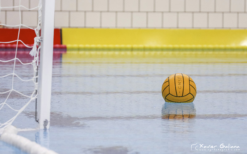 Cnsf Waterpolo Ball Santfeliu
