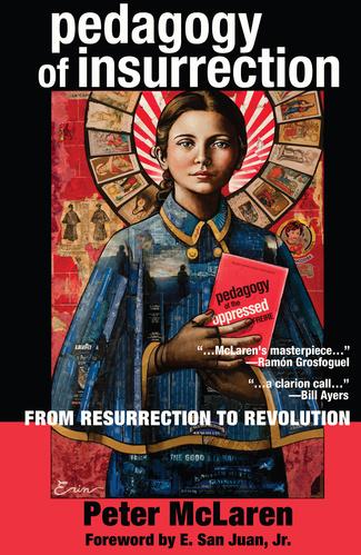 Book Cover - Pedagogy of Insurrection