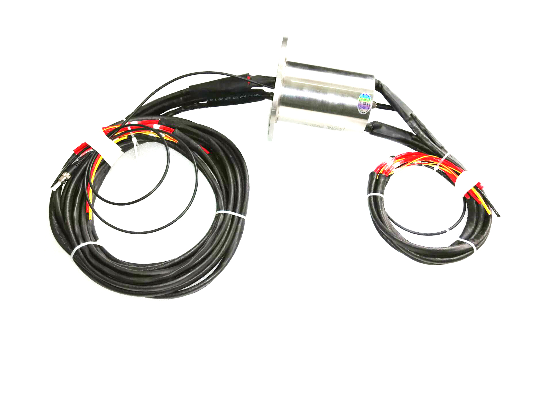 Products Customized Slip Ring Electric Fluid