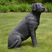 Garden decor Antique bronze animal sculpture for sale