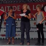 Discours de la CNT au rassemblement de soutien à Laura Pfeiffer 14 septembre 2016 à Chambéry
