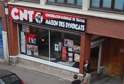 local CNT lille