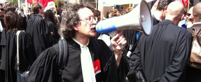 Syndicat des avocats de france (SAF) loi El Khomry - Ordonnances macron