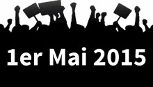 1er mai 2015 - CNT