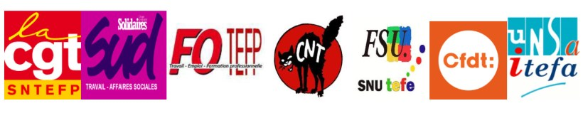 intersyndicale TEFAL Chambéry CNT CGT UNSA SUD FSU CFDT FO