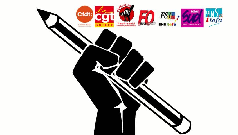 petition controleurs du travail - cnt - cgt - cfdt - fo - unsa - fsu - sud