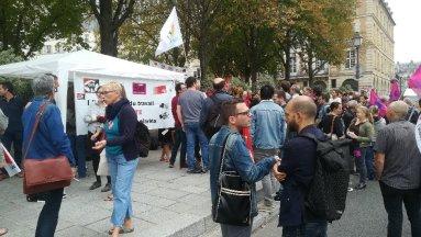 rassemblement affaire tefal cour de cassation syndicat SUD pfeiffer 2018-09-05