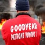 Solidarité avec les salariés de GOODYEAR