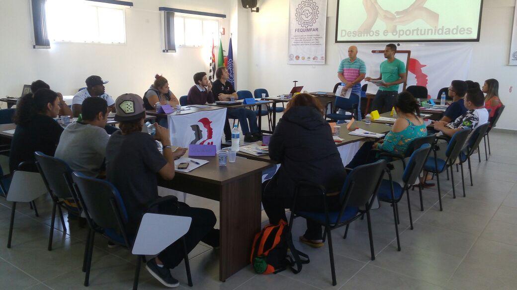 O Projeto prevê a realização de seis seminários temáticos até 2020