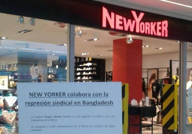 Contra la represión a sindicatos en Bangladesh, boicot a los cómplices