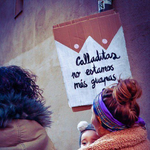 El Ayuntamiento de Valladolid multa a una militante de CNT por divulgar la huelga feminista del 8 de marzo