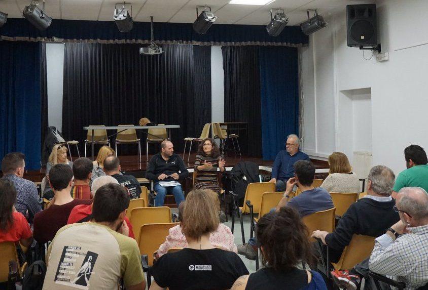 «La dignidad del maestro libertario» en Valladolid