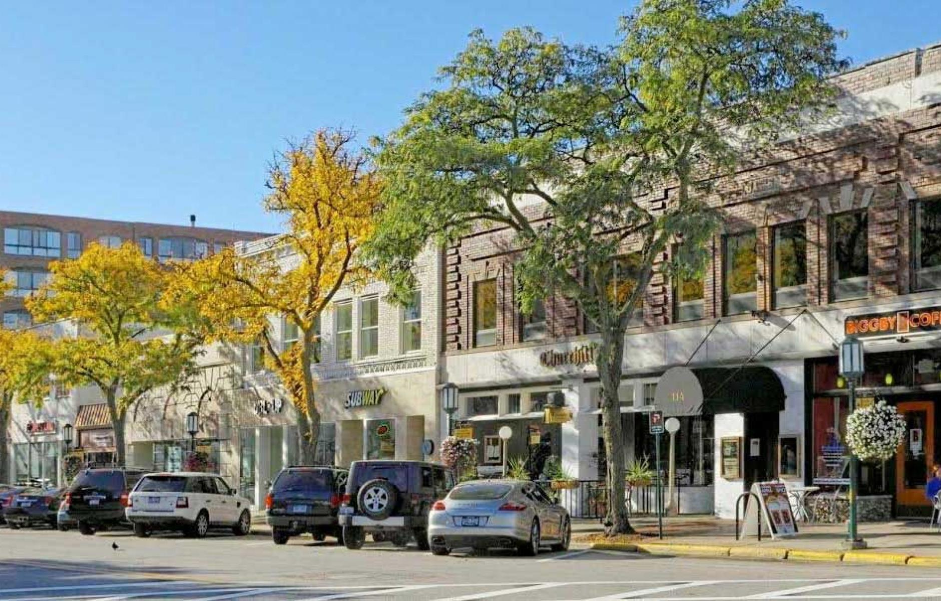 Small Michigan City Embraces Walkable Urbanism Cnu