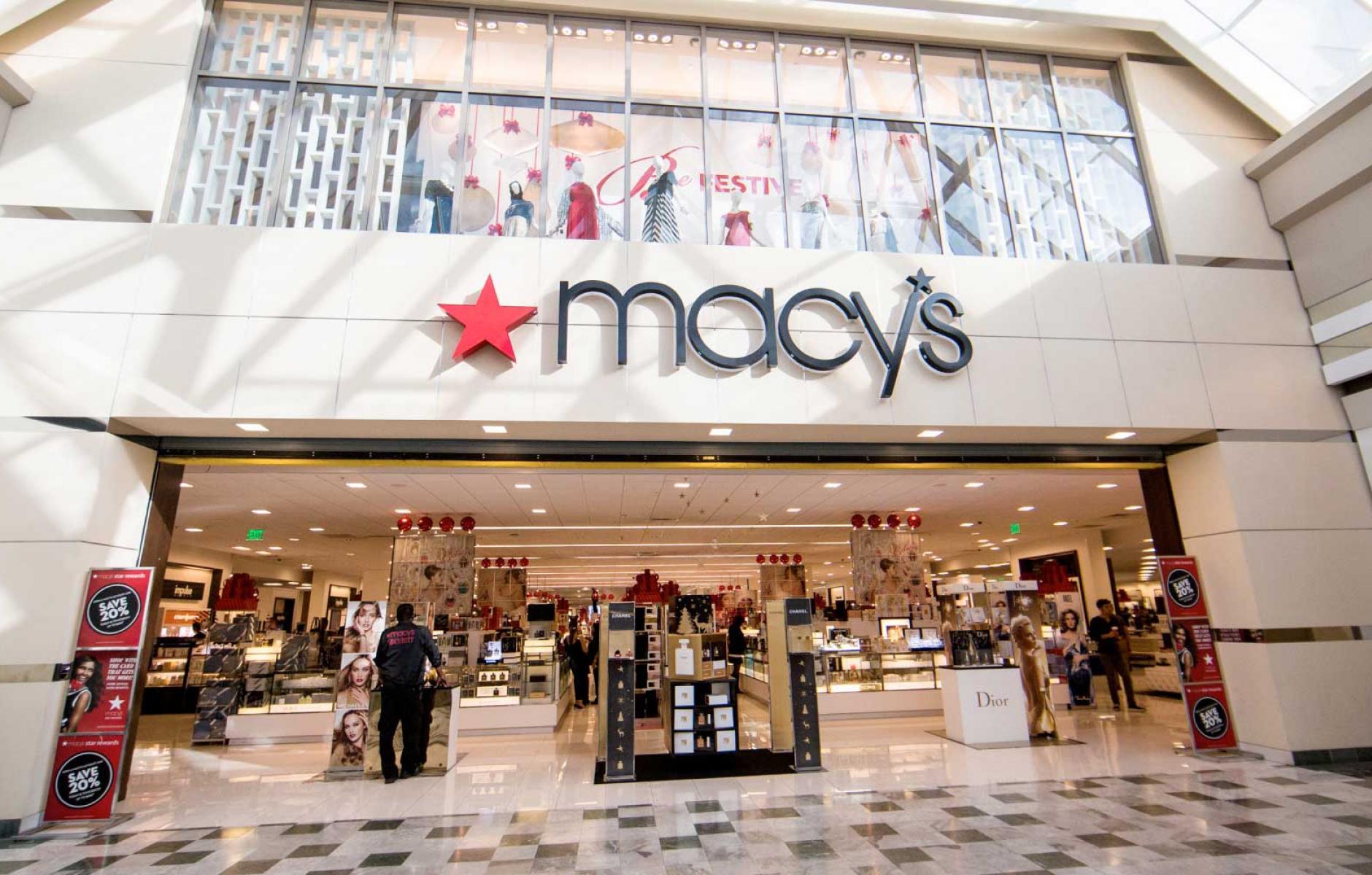 Macy' Closings Bad Sign Malls Cnu