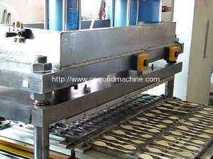 Wooden Spoons Forming Machine