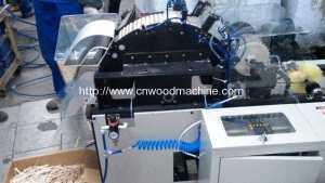 Wheel Type Ice Cream Sticks Size Selecting Machine
