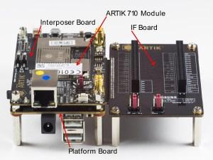 Samsung Introduces $5 ARTIK 0 and $50 ARTIK 7 Smart IoT