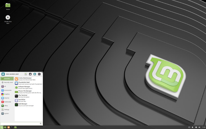 Linux Mint 19 Tara Cinnamon MATE and Xfce Released