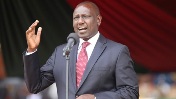 DP Ruto opposes proposed merger of counties