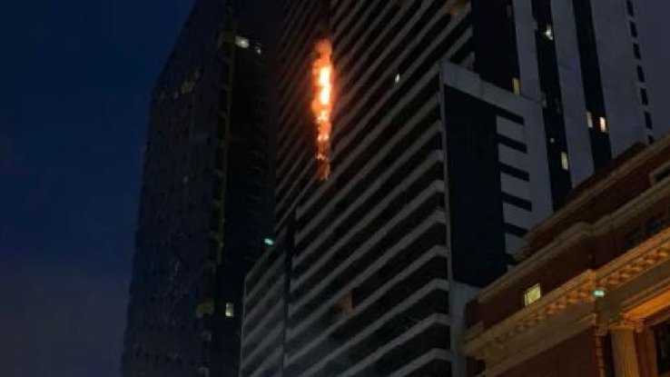 Image result for malik heights ngong road fire