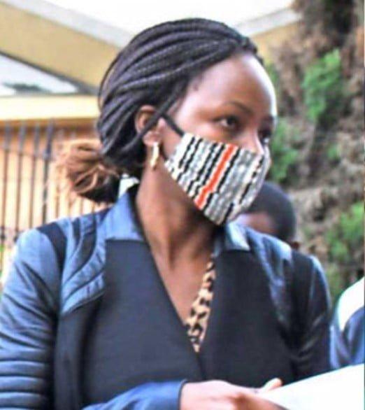 "Stella Bogonko: Governor Waiguru's ""Miss-Fix-It"""