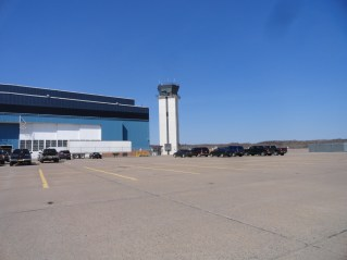 Griffiss International Airport Tower