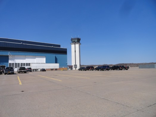 Griffiss International Airport Tower